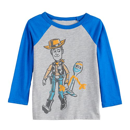 Disney / Pixar Toy Story 4 Toddler Boy Woody and Forky Tee by Jumping Beans®