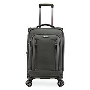 Brookstone Elswood Softside Spinner Luggage