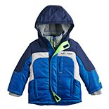 Toddler Boy ZeroXposur Colorblock Hooded Heavyweight Jacket