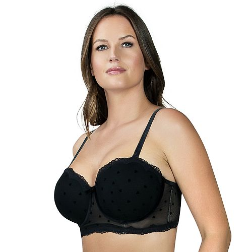 Women's Parfait by Affinitas Lily Padded Balconette Bra