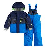 Toddler Boy's ZeroXposur Snowsuit