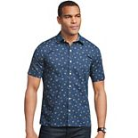 Men's Van Heusen Classic-Fit Never Tuck Button-Down Shirt