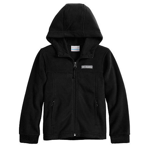 Boys 4-7 Columbia Steens Hooded Fleece Lightweight Jacket