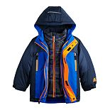 Boy's ZeroXposur Juvi 4-7 Trevor System Jacket