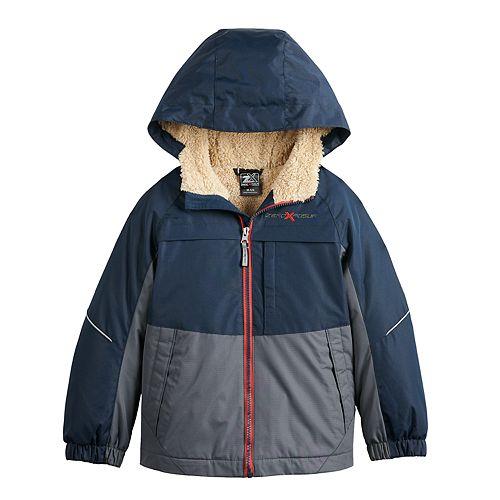 Boys 4-7 ZeroXposur Juvi Transitional Jacket