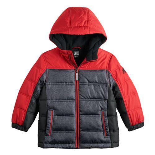 Boys' 4-7 ZeroXposur Juvi Myriad Puffer Jacket