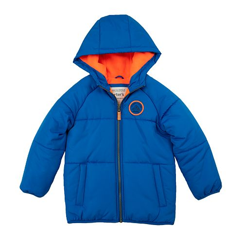 Boys 4-7 Carter's Bubble Jacket