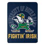 Notre Dame Fighting Irish Micro Throw