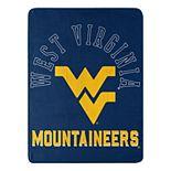 West Virginia Mountaineers Micro Throw