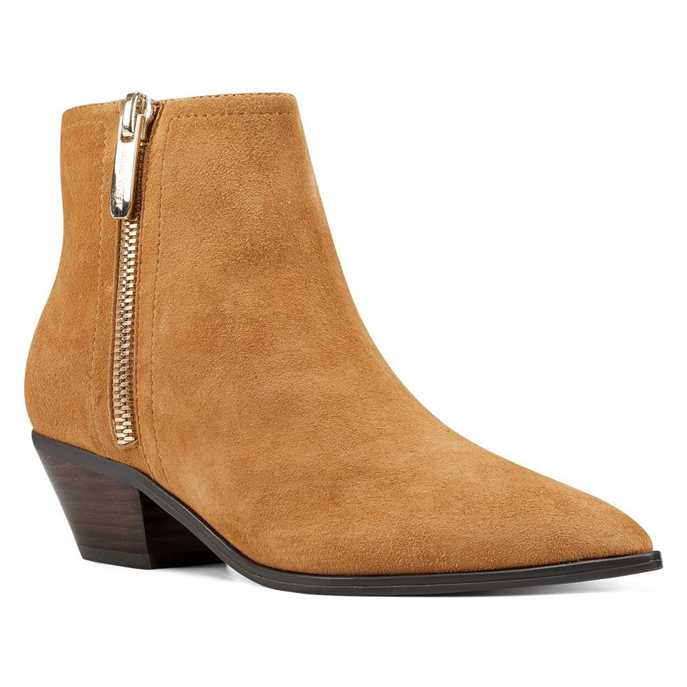 Nine West Elissa Women's Suede Ankle Boots