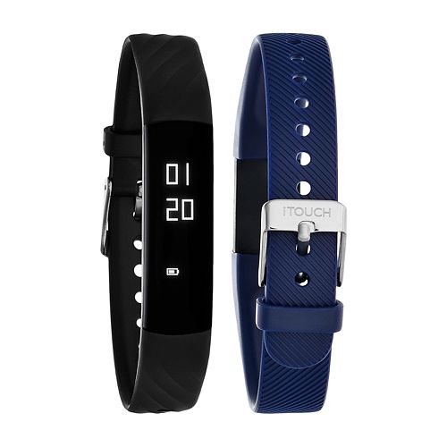 iTouch Slim Activity Tracker with Interchangeable Band Set
