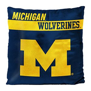 Michigan Wolverines Decorative Throw Pillow