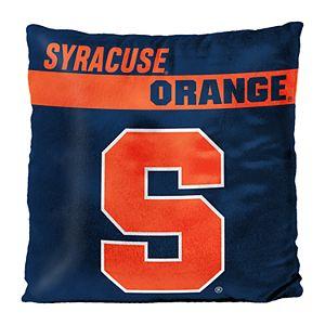 Syracuse Orange Decorative Throw Pillow