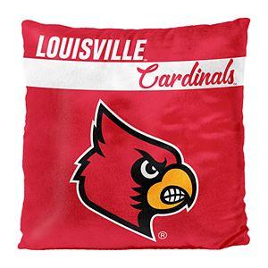 Louisville Cardinals Decorative Throw Pillow