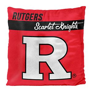 Rutgers Scarlet Knights Decorative Throw Pillow