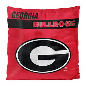 Georgia Bulldogs Decorative Throw Pillow