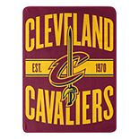 Cleveland Cavaliers Micro Throw Blanket