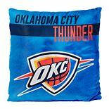 Oklahoma City Thunder Throw Pillow