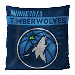 Minnesota Timberwolves Throw Pillow