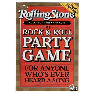 Rolling Stone Rock & Roll Party Game