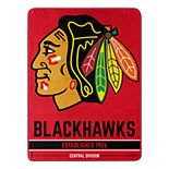 Chicago Blackhawks Micro Throw Blanket
