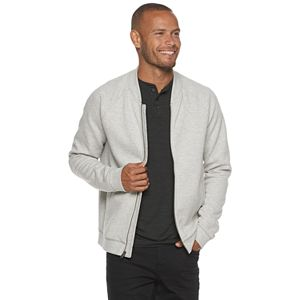 Men's Marc Anthony Slim-Fit Chevron Bomber Jacket