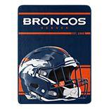 Denver Broncos Micro Throw