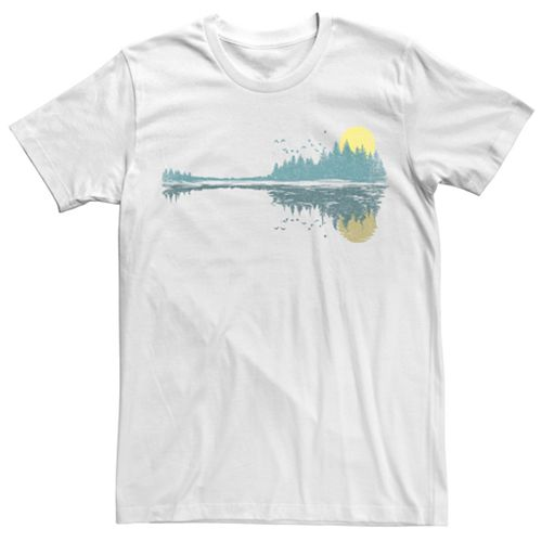 Men's Forest Lake Reflection Tee