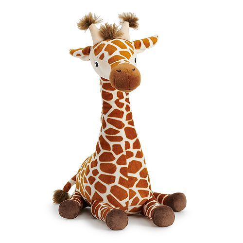 Kohl's Cares® Stuffed Giraffe from Giraffe Problems Children's Book