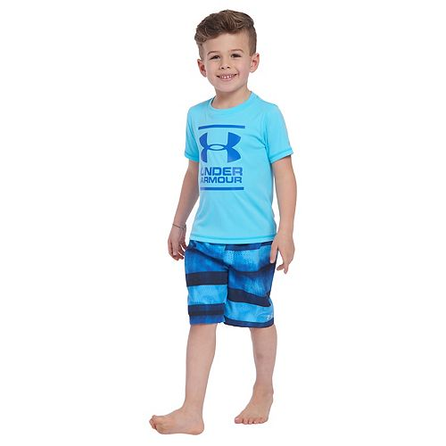 New Under Armour Big Boys Splash Shorts Choose Size MSRP $30.00