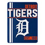 Detroit Tigers Micro Throw Blanket