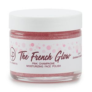 LUCIE + POMPETTE The French Glow - Pink Champagne Moisturizing Face Polish