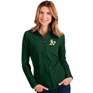 Women's Oakland Athletics Glacier Full Zip Jacket