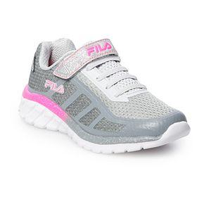 FILA® Diskize 2 Strap Girls' Sneakers