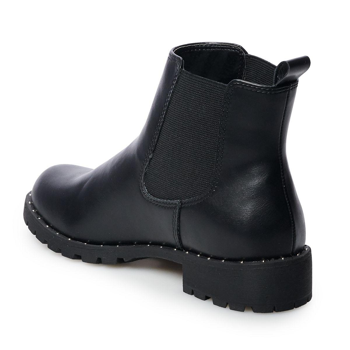 SO® Fabiana Women's Chelsea Ankle Boots YuFLs