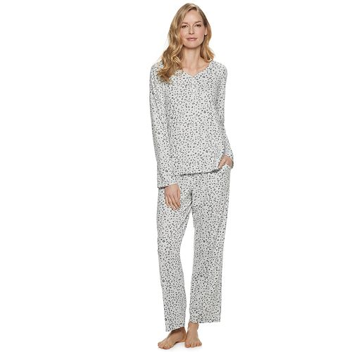 Petite Croft & Barrow® Henley Sleep Set