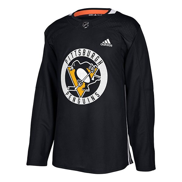 Mens Pittsburgh Penguins Authentic Practice Jersey