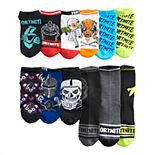 Boys 8-20 Fortnite 12 Days of Socks Set