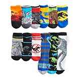 Boys 8-20 Jurassic World 12 Days of Socks Set