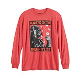 Boys 8-20 Star Wars Darth Vader Graphic Tee