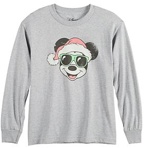 Disney's Mickey Mouse Boys 8-20 Cool Mickey Mouse Graphic Tee