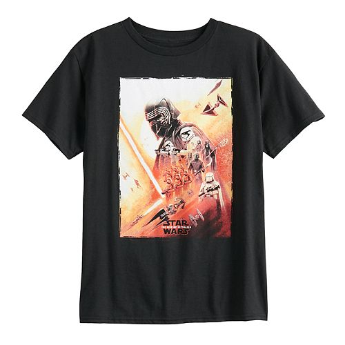 Boys 8-20 Star Wars Graphic Tee