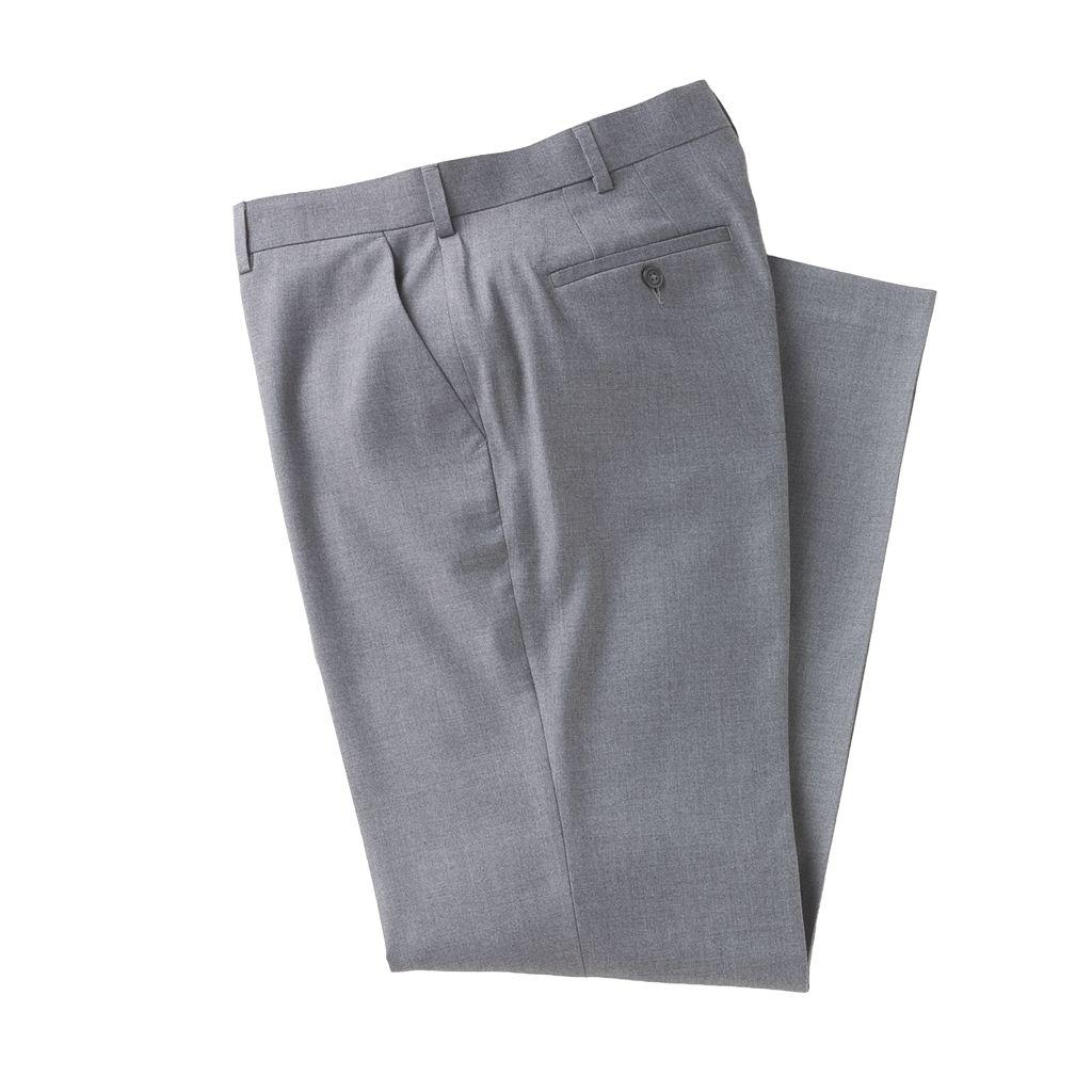 Men's Apt. 9® Modern-Fit Flat-Front Dress Pants
