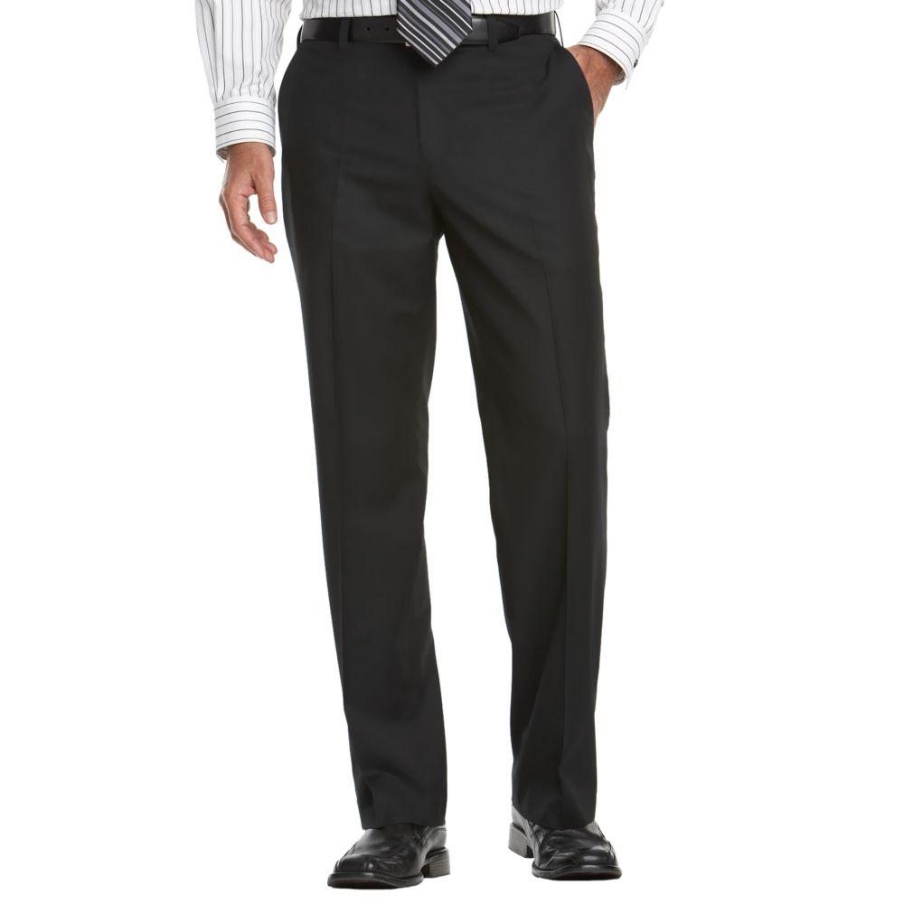 Apt. 9® Modern-Fit Flat-Front Dress Pants