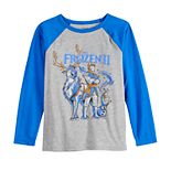 Disney's Frozen 2 Boys 4-12 Raglan Graphic Tee by Jumping Beans®