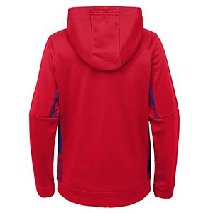 Boy's Los Angles Clippers Performance Hoodie