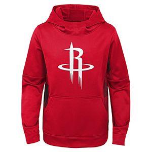 Boy's Houston Rockets Performance Hoodie