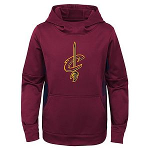 Boys 8-20 Cleveland Cavaliers Performance Pullover Hoodie