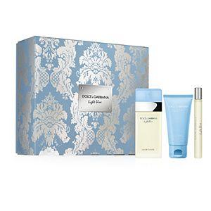 DOLCE & GABBANA Light Blue Trio Set Women's Perfume - Eau de Toilette ($123 Value)