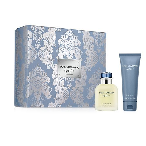 DOLCE & GABBANA Light Blue Pour Homme Set Men's Cologne - Eau de Parfum ($84 Value)
